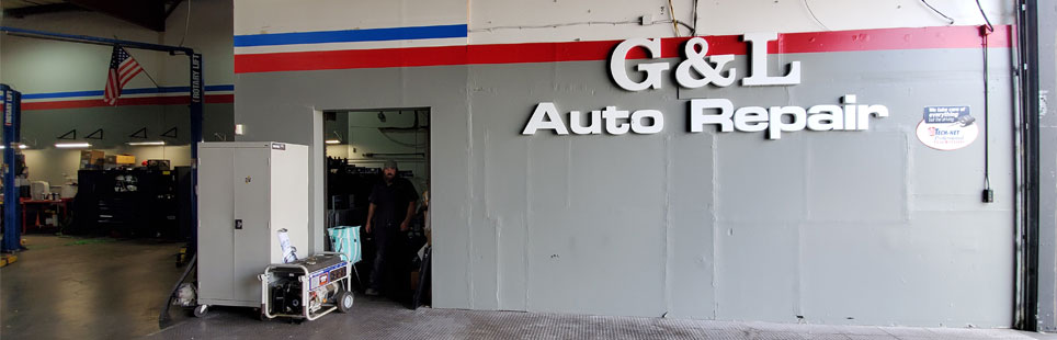 G & L Automotive Repair